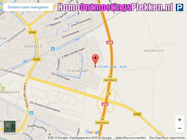 Woudhuizermark (Apeldoorn, Gelderland)