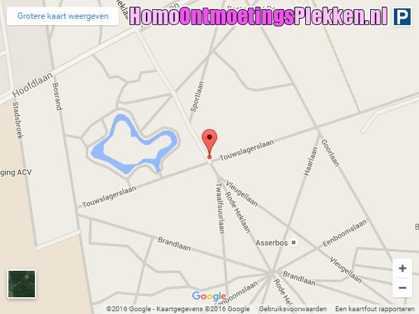 Asserbos (Assen, Drenthe)