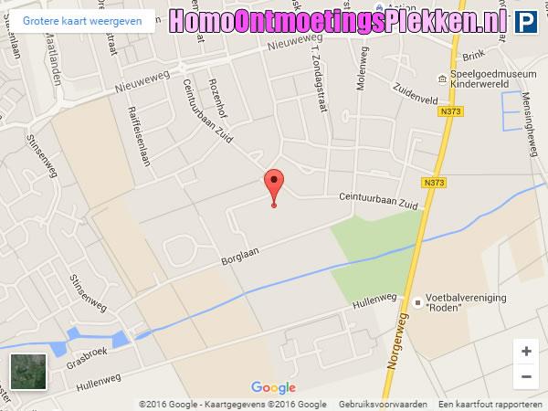 De Hullen (Roden, Drenthe)