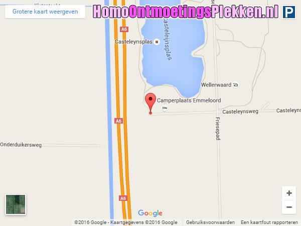 Casteleynsplas (Emmeloord, Flevoland)