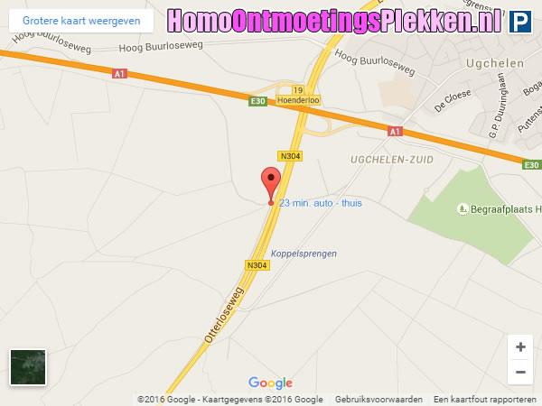 Het Ventweggetje (Apeldoorn, Gelderland)