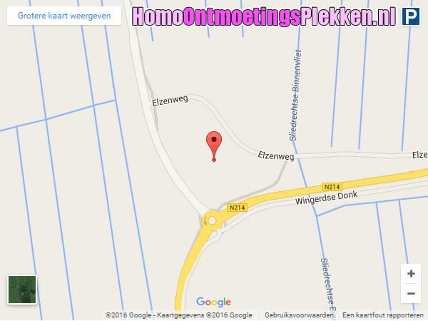 Het Kippenbos (Oud Alblas, Zuid-Holland)